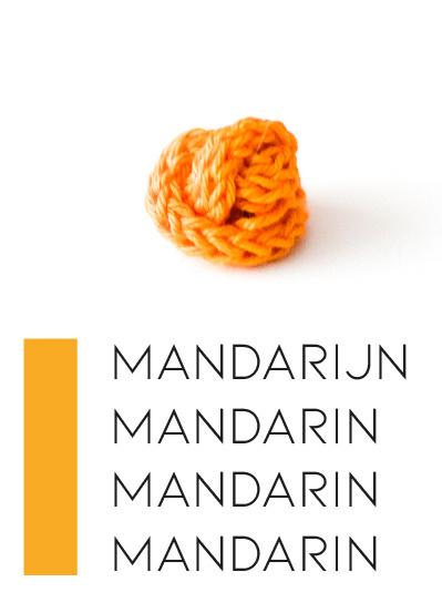 Geeltinten   Mandarijn