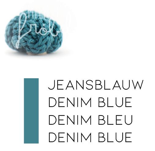 Blauwtinten |   Jeansblauw