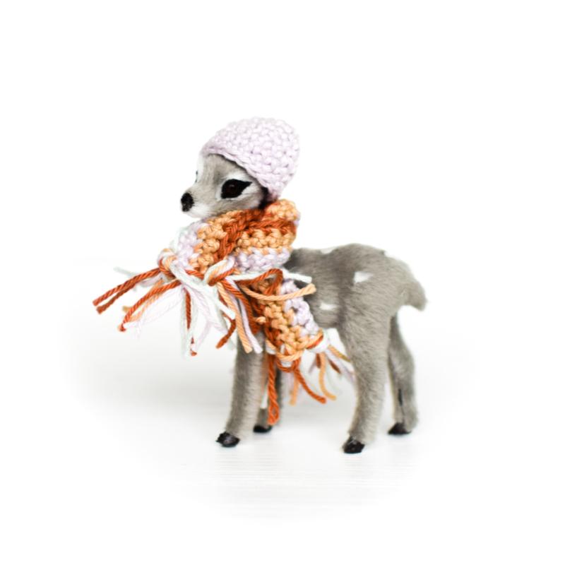 Bambi Bruin Roest/Lila/Caramel