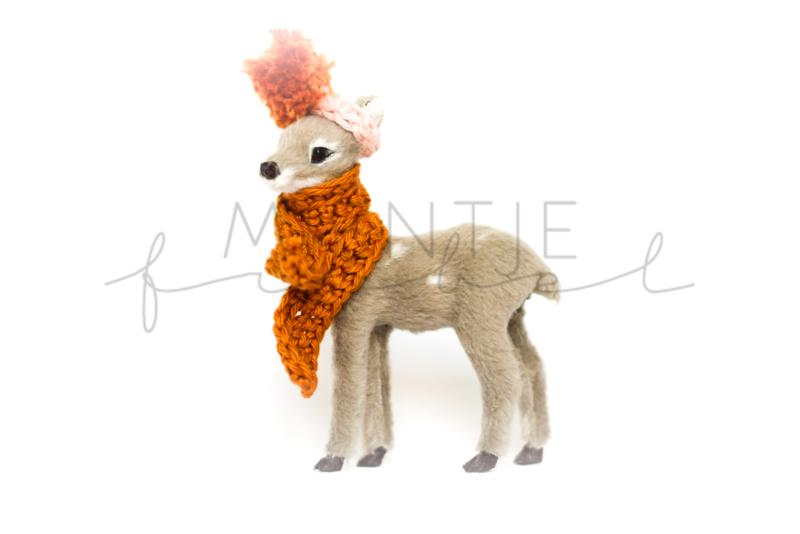 Bambi Grijs Roest/Lichtroze