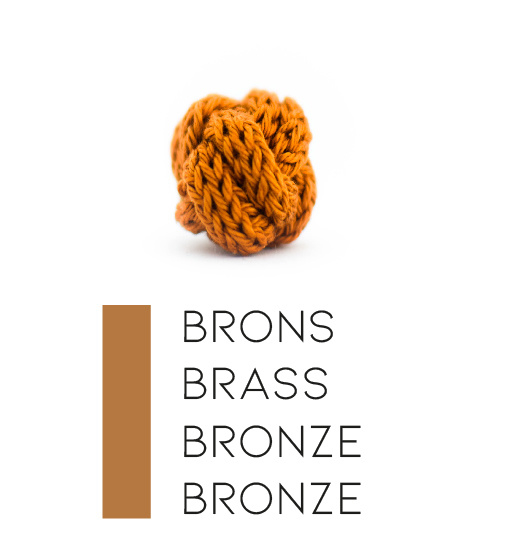 Bruintinten | Brons