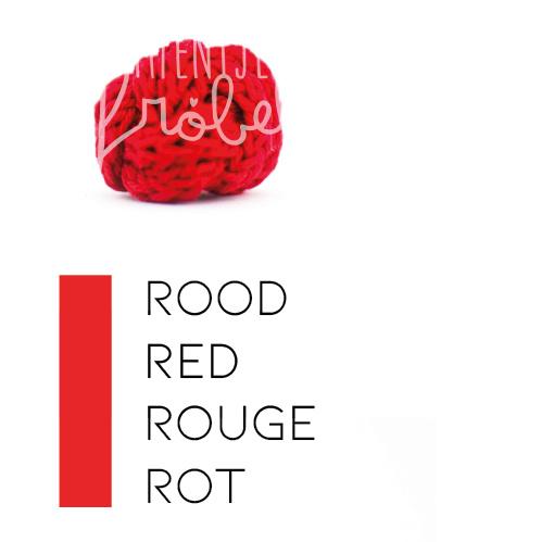 Roodtinten   Rood