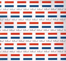 Holland - Adventure Border - 12x12 inch