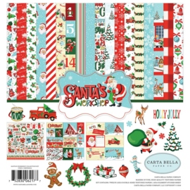Scrapbook papier Winter & Kerst