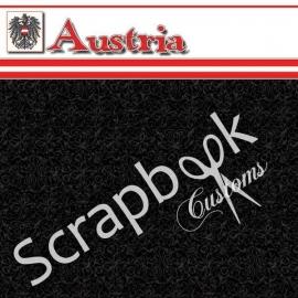Oostenrijk papier 30.5 x 30.5 centimeter