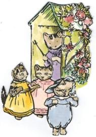 23 april 2017 - afkicken van Beatrix Potterdag