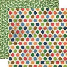 Carta Bella scrapbook paperkit set dinosaurs 12 x 12 inch 19 delig + 6 delig  gekleurd karton pakket