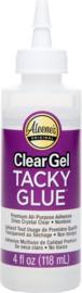 Transparante hobbylijm - Aleens tacky glue 118ml