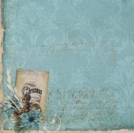 Sweet Memories oude foto papier 30.5x30.5 cm