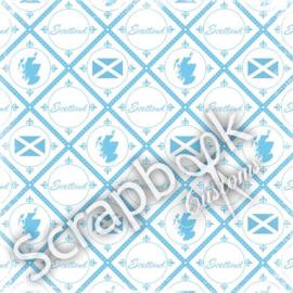 Scotland  - Discover - 12 x 12 Papier