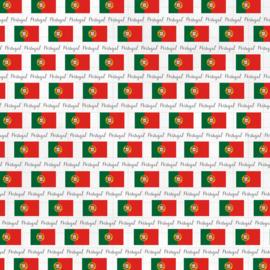 Portugal Adventure border - 30.5 x 30.5 cm scrapbook papier