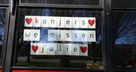 4 september 2020 - Wat missen we jullie!!!