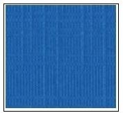 linnenkarton 1 vel signaalblauw 30,5x30,5cm