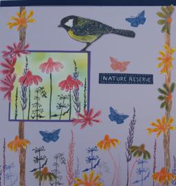 Nature Reserve A5 clear stempelset 15 x 20 cm