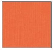 linnenkarton 1 vel oranje 12 x 12 inch