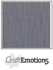 linnenkarton 1 vel graniet grijs 30,5x30,5cm