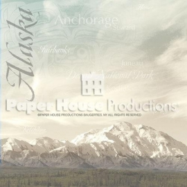 Mount McKinley themapapier
