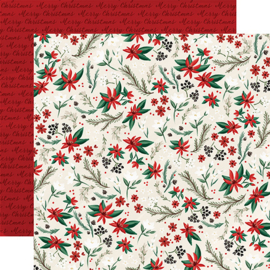 scrapbook papier set christmas market 12 x 12 inch 13 delig