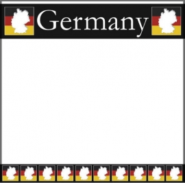 Germany Filmstrip thema scrappapier