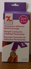 Xyron x150 permanent adhesive refill
