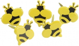 Bijen hobby splitpennen 12 stuks