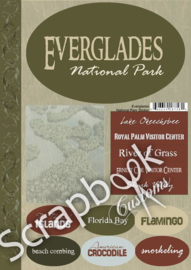 Everglades NP Cardstock stickers