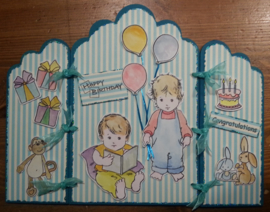 Toddlers and toys / Kleuters en speelgoed - clear stamps