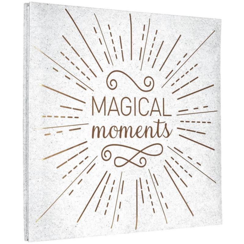 scrapbook album magical moments