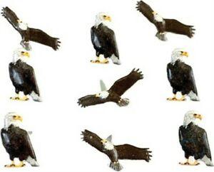 Eagles -  splitpen decoratie - zakje 12 stuks