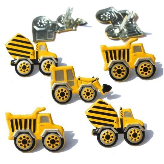 Tractoren hobby splitpennen 12 stuks