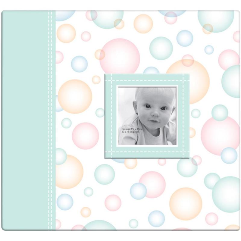 album 12x12 inch baby album Bubbles