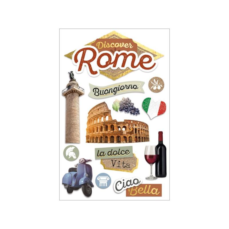 stickers Rome