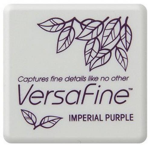 Imperial Purple - Paars stempelkussen met watervaste inkt