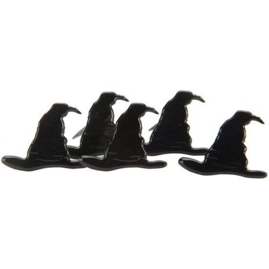 Heksen Hoedjes hobby splitpennen 12 stuks