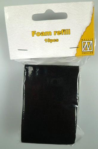 Reserve sponsjes voor de rechthoekige Inkt Applicator