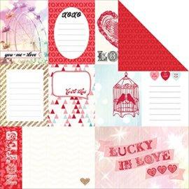 Scrapbookpapier Love This