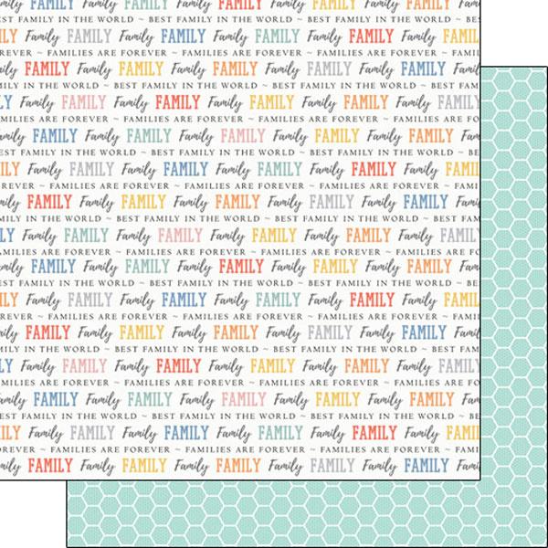 Family quotes - 30.5 x 30.5 centimeter