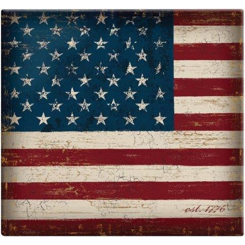 MBI 860105 Scrapbook Album Amerika met 10 plastic insteekhoezen