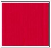 Rood gekleurd papier  220 gram 1 vel 30.5x30.5cm