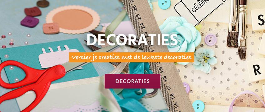 scrapbooking hobby en creatief decoraties