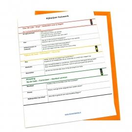 Kijkwijzer huiswerk (set van 5)