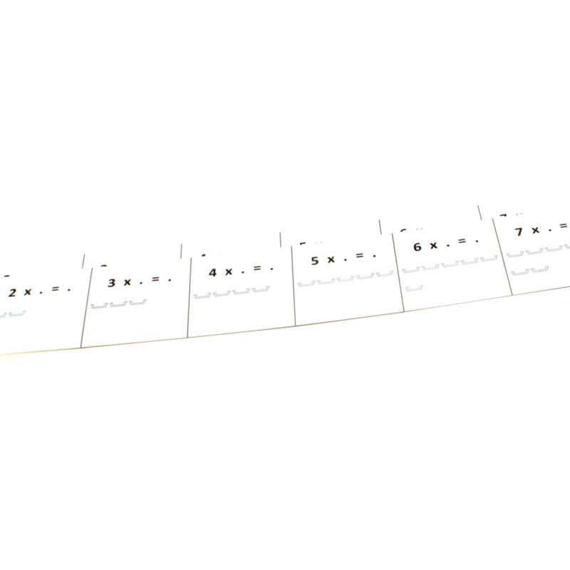 Tafelstroken (10 stuks)