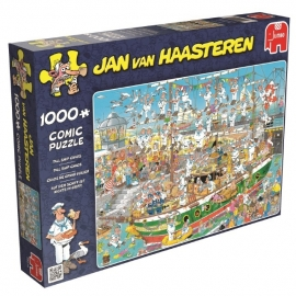 Studio Jan van Haasteren - Tall Ship Chaos 1000 pc