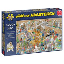Studio Jan van Haasteren - Rariteitenkabinet 3000 pc