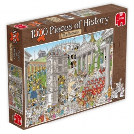 Pieces of History - De Romeinen 1000 pc