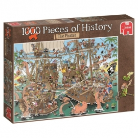 Pieces of History - De Piraten 1000 pc