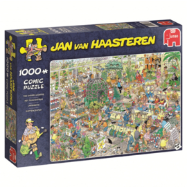 Studio Jan van Haasteren - Tuincentrum 1000 pc
