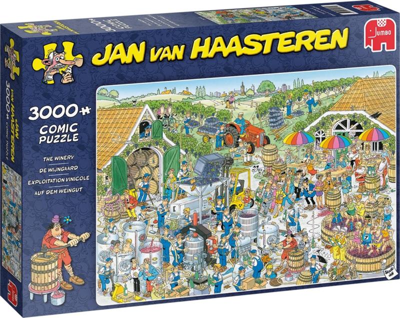 Studio Jan van Haasteren - De Wijngaard 3000 pc