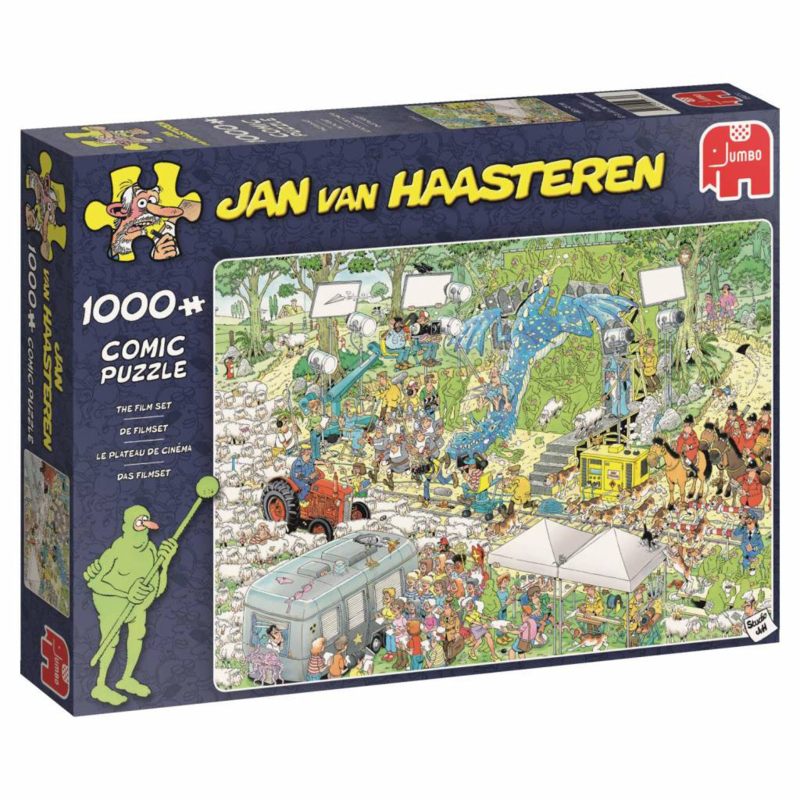 Studio Jan van Haasteren - Film Set 1000 pc