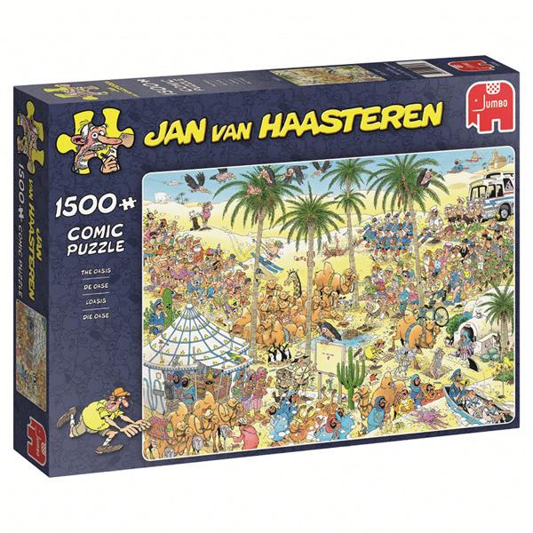 Studio Jan van Haasteren - De Oase 1500 pc